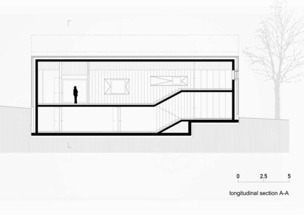Дом-дымоход в Словении от студии Dekleva Gregoric 27