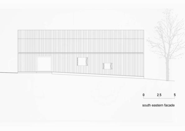 Дом-дымоход в Словении от студии Dekleva Gregoric 28