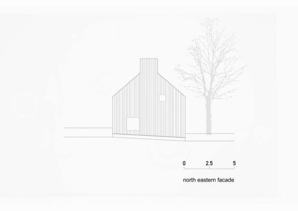 Дом-дымоход в Словении от студии Dekleva Gregoric 29
