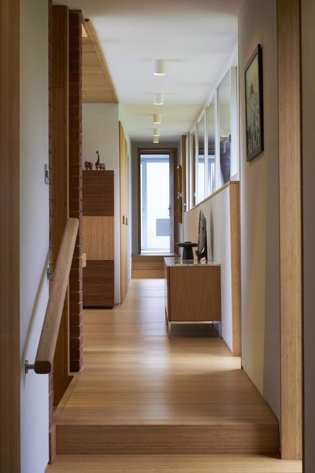 Кирпичный дом в США по проекту студии Ника Уиллсона 11