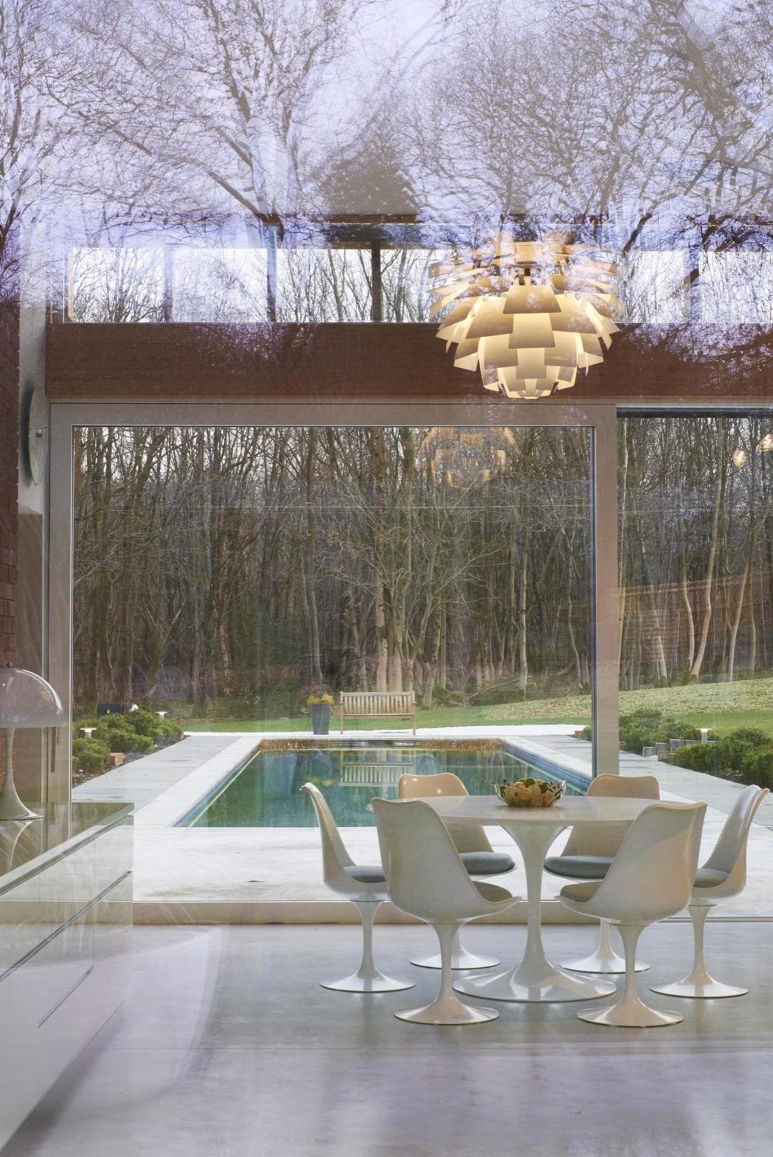 Кирпичный дом в США по проекту студии Ника Уиллсона 15