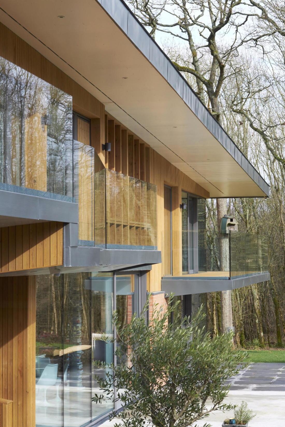 Кирпичный дом в США по проекту студии Ника Уиллсона 17