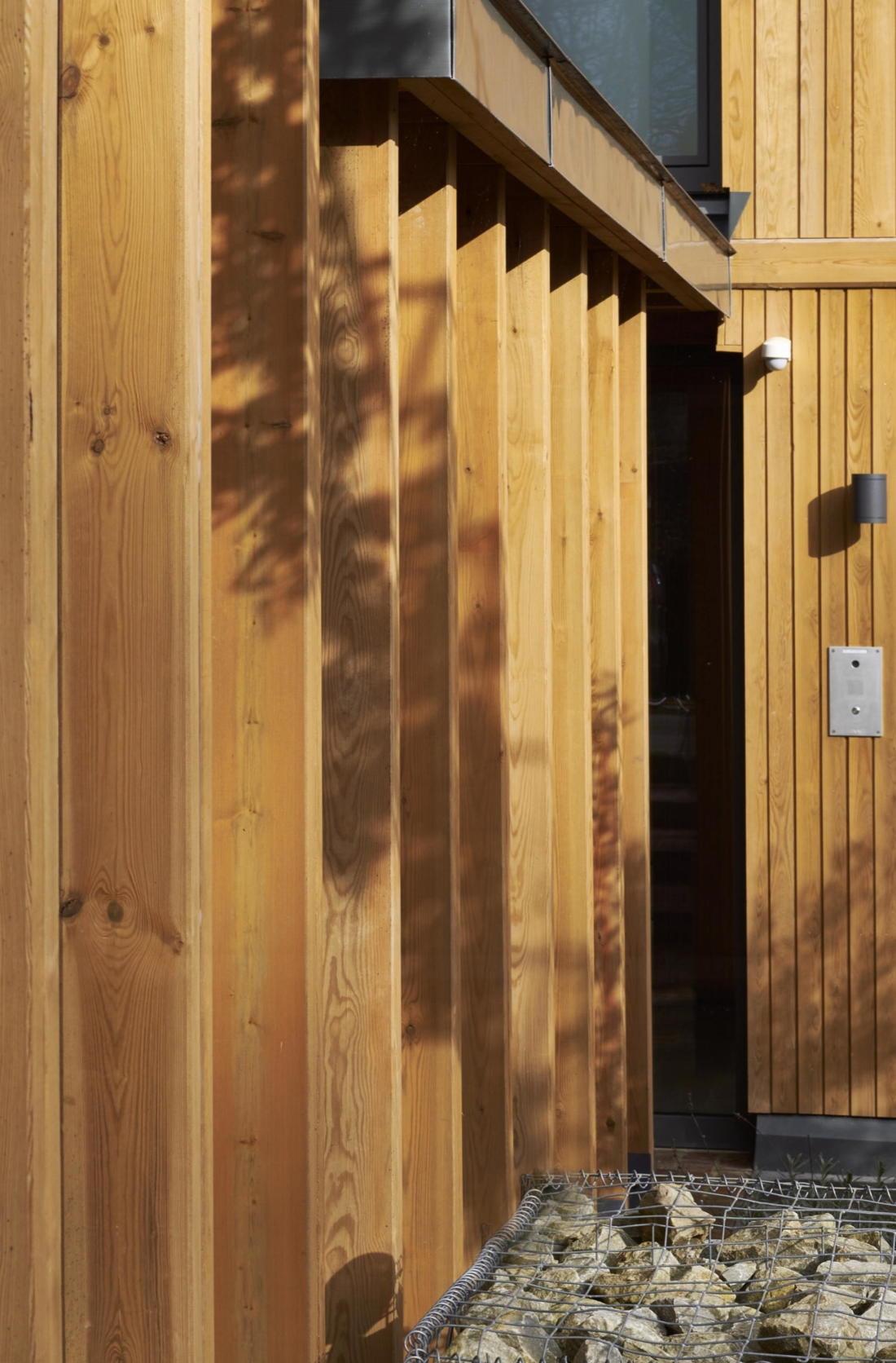 Кирпичный дом в США по проекту студии Ника Уиллсона 19