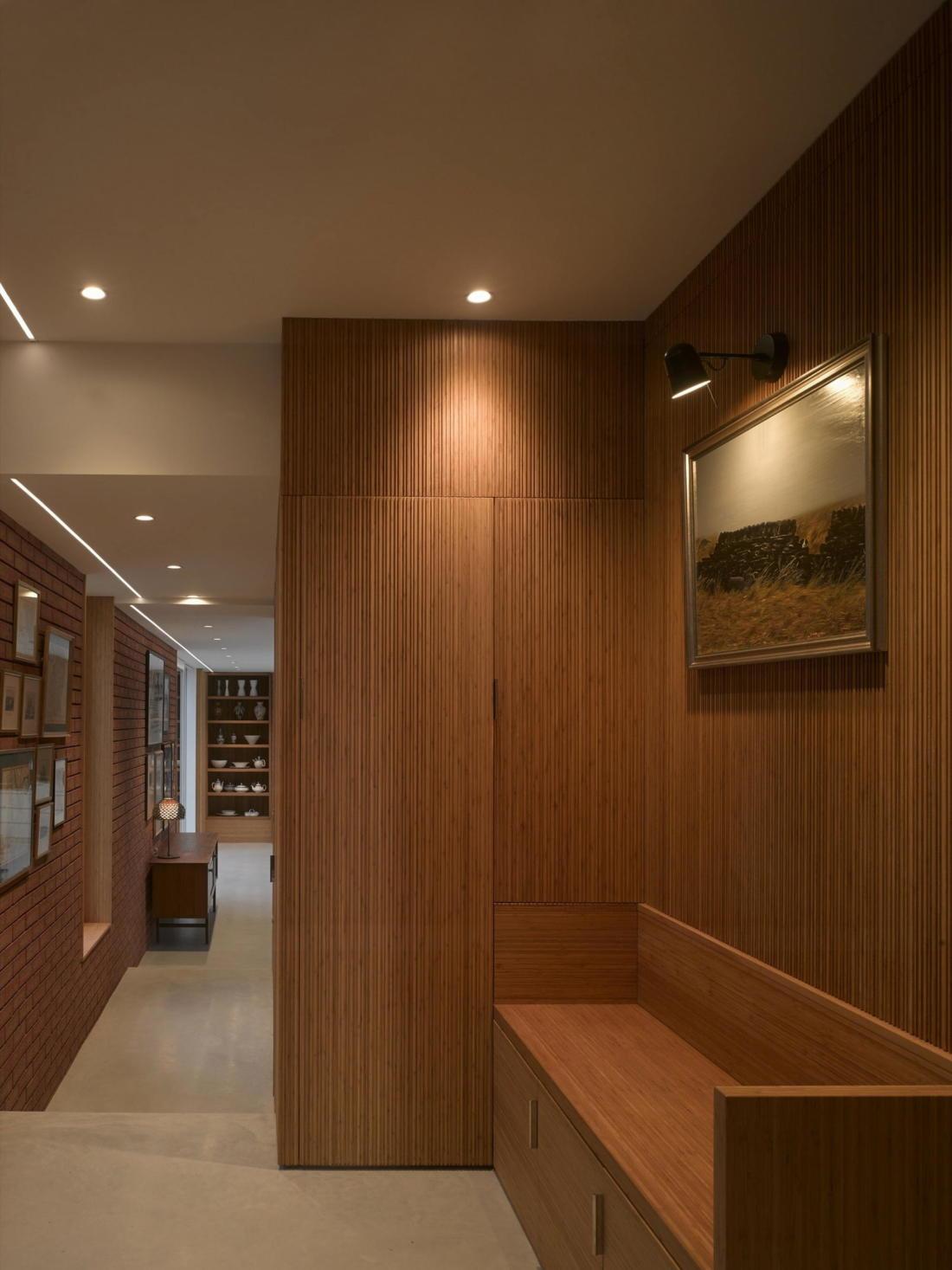 Кирпичный дом в США по проекту студии Ника Уиллсона 23