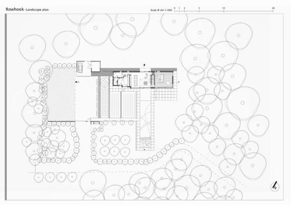 Кирпичный дом в США по проекту студии Ника Уиллсона 26