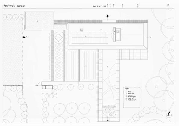 Кирпичный дом в США по проекту студии Ника Уиллсона 29