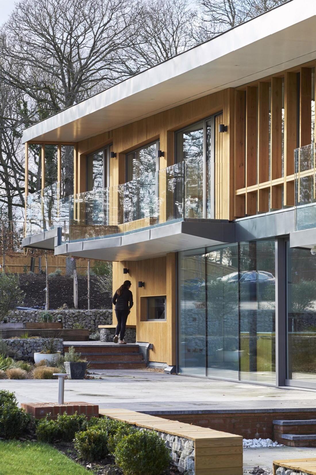 Кирпичный дом в США по проекту студии Ника Уиллсона 6