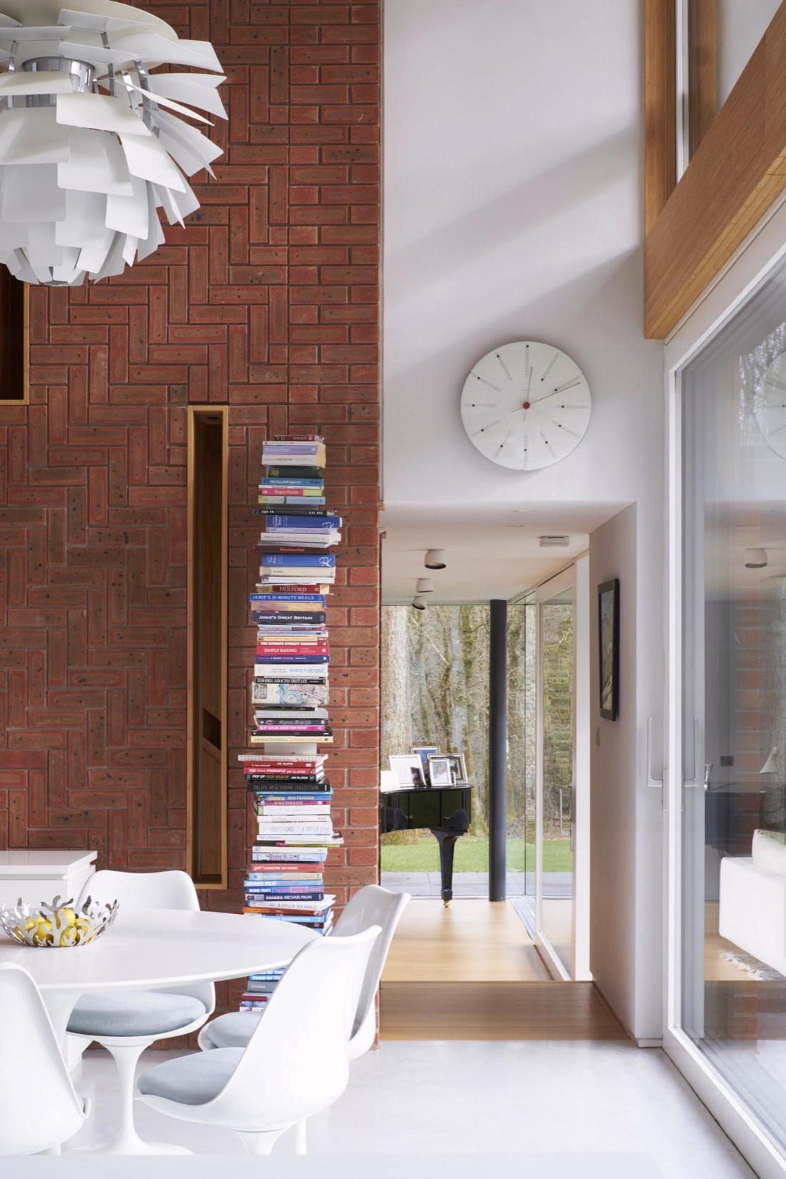 Кирпичный дом в США по проекту студии Ника Уиллсона 8