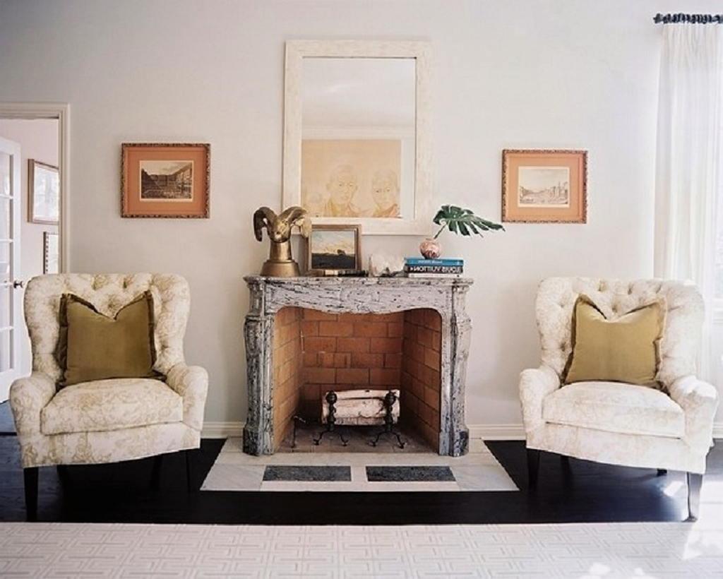 Тепло и уют — камин в интерьере квартиры и дома 101