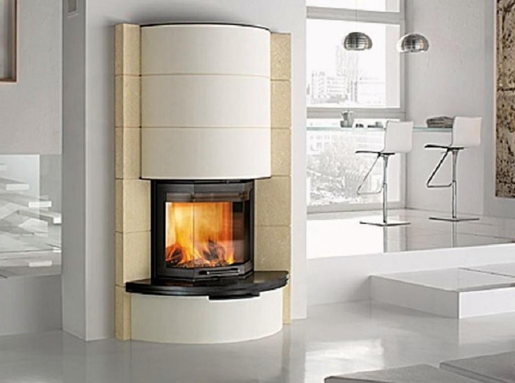 Тепло и уют — камин в интерьере квартиры и дома 105
