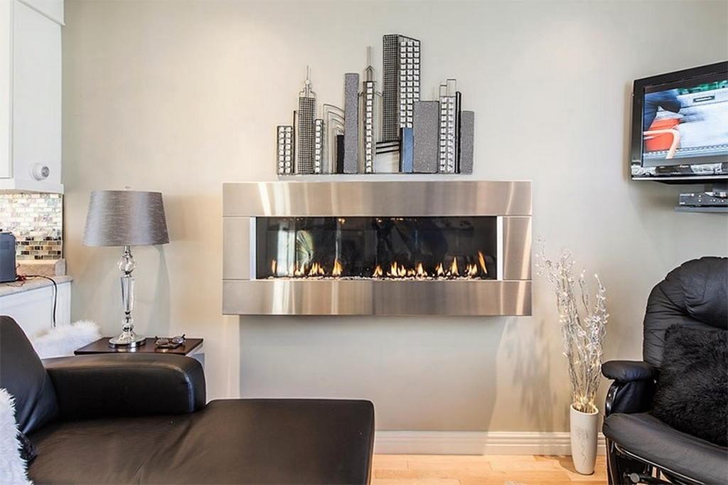 Тепло и уют — камин в интерьере квартиры и дома 119