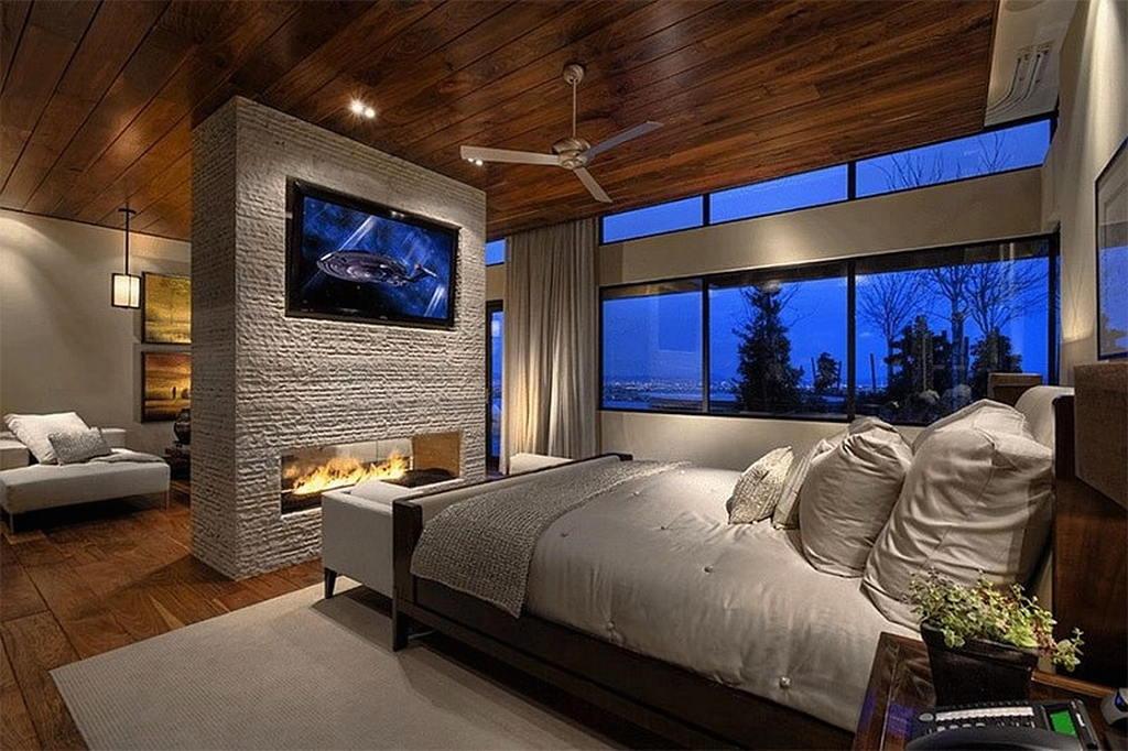 Тепло и уют — камин в интерьере квартиры и дома 124
