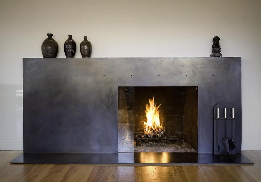 Тепло и уют — камин в интерьере квартиры и дома 129