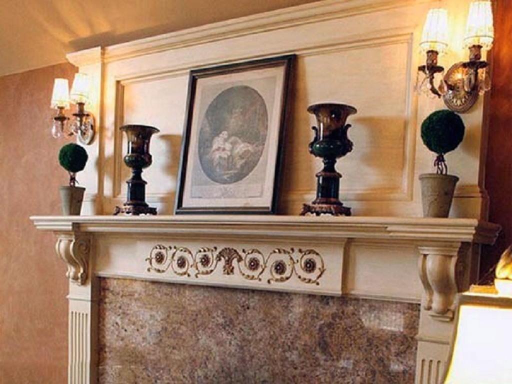 Тепло и уют — камин в интерьере квартиры и дома 133