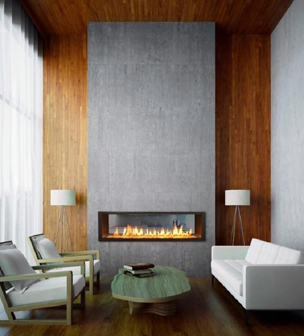 Тепло и уют — камин в интерьере квартиры и дома 22