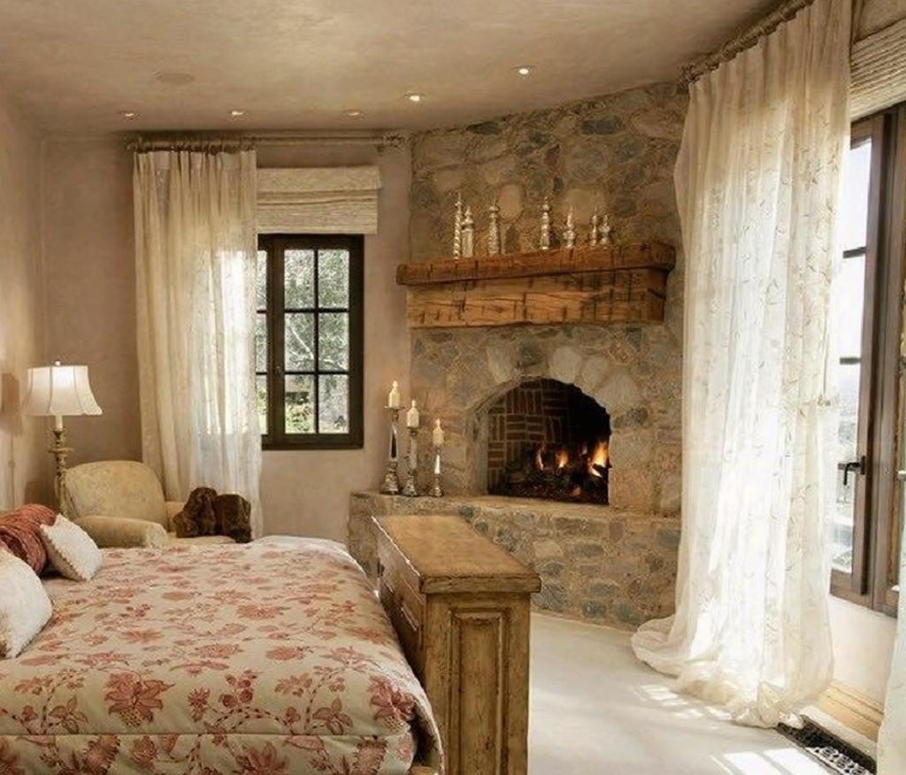 Тепло и уют — камин в интерьере квартиры и дома 50