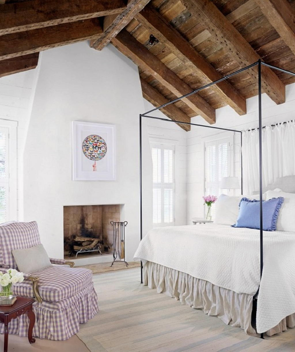 Тепло и уют — камин в интерьере квартиры и дома 6