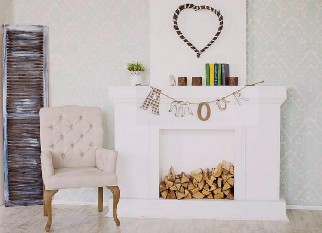 Тепло и уют — камин в интерьере квартиры и дома 69