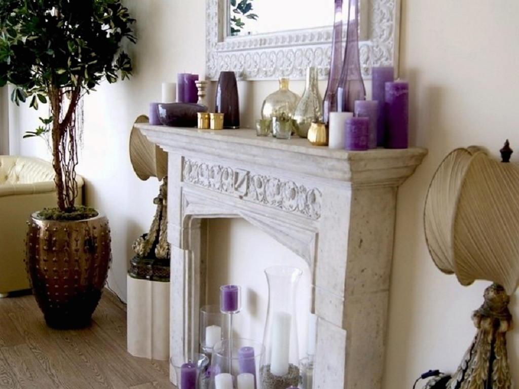 Тепло и уют — камин в интерьере квартиры и дома 76