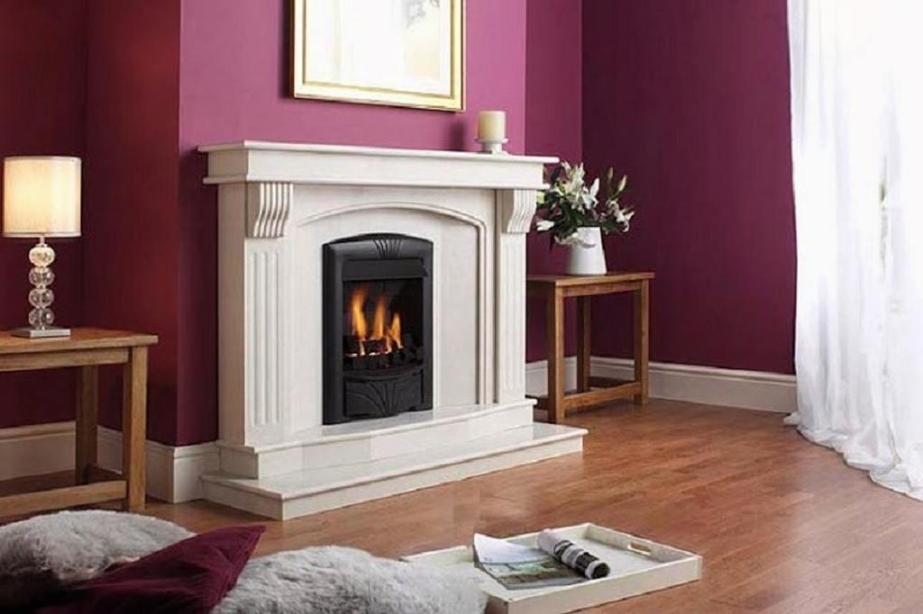 Тепло и уют — камин в интерьере квартиры и дома 78