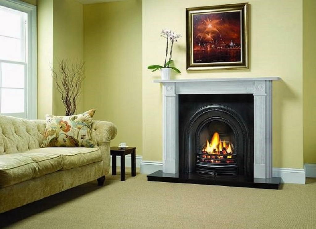 Тепло и уют — камин в интерьере квартиры и дома 90