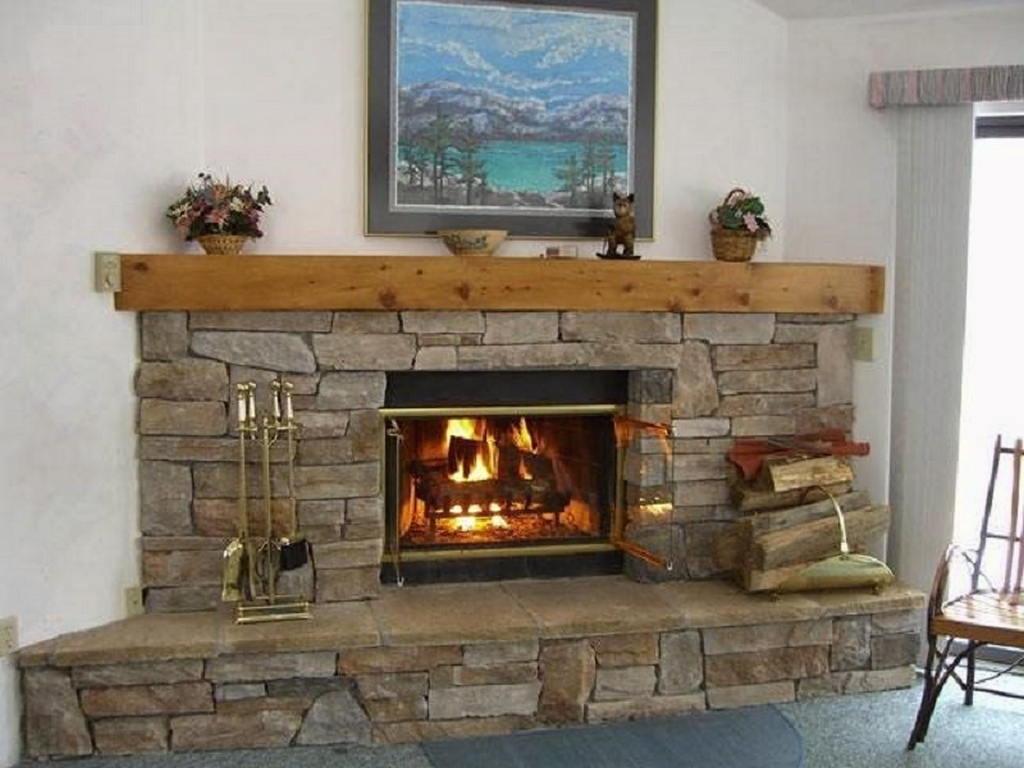Тепло и уют — камин в интерьере квартиры и дома 91
