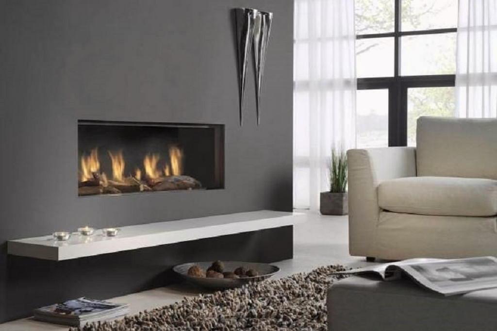 Тепло и уют — камин в интерьере квартиры и дома 93