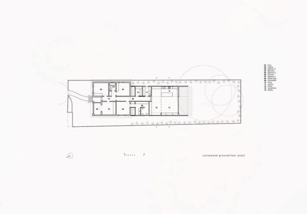 Реконструкция старинного бунгало в Австралии, студия Architect Prineas 29