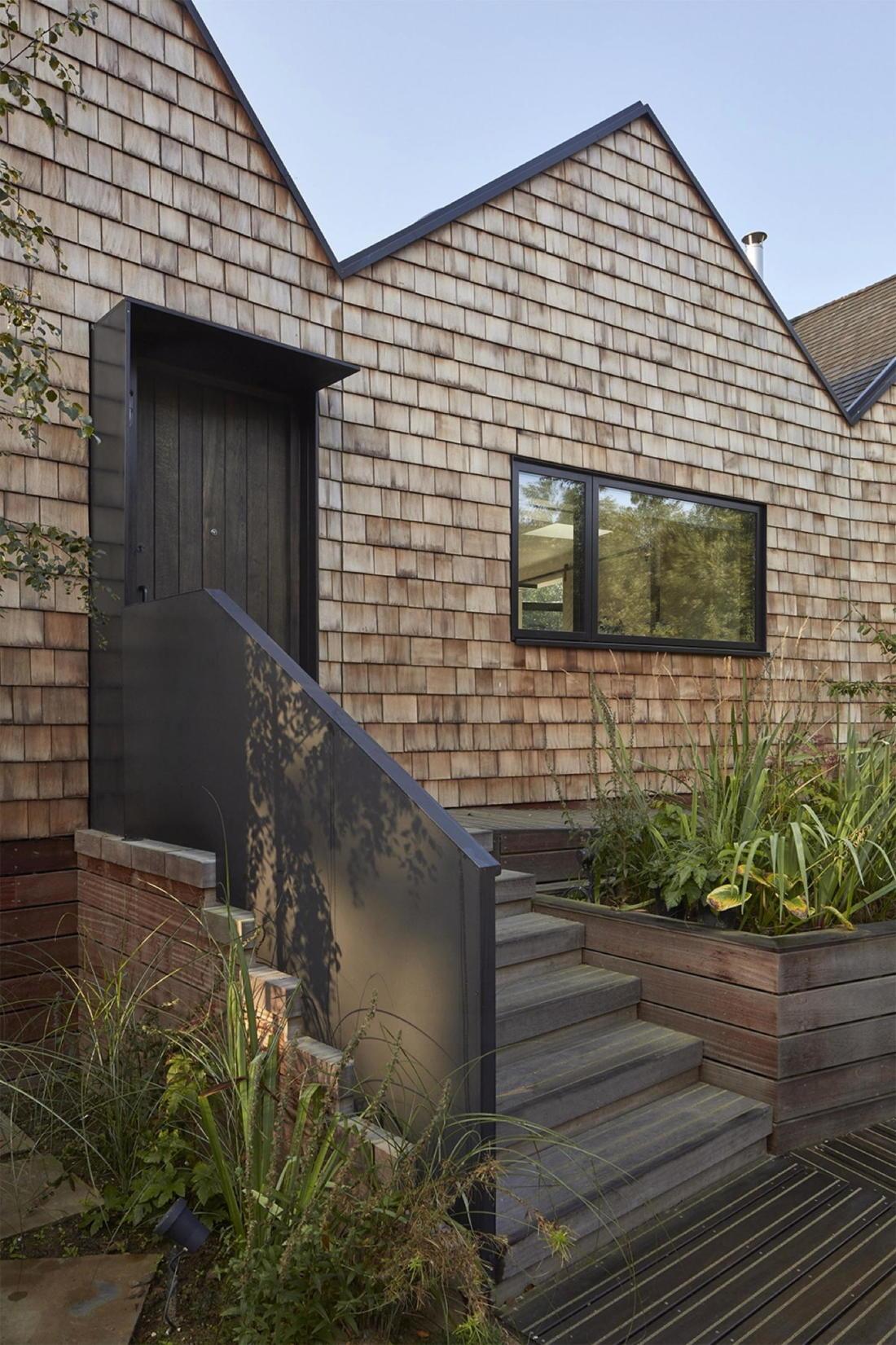 Дом на берегу озера от студии Platform 5 Architects 21