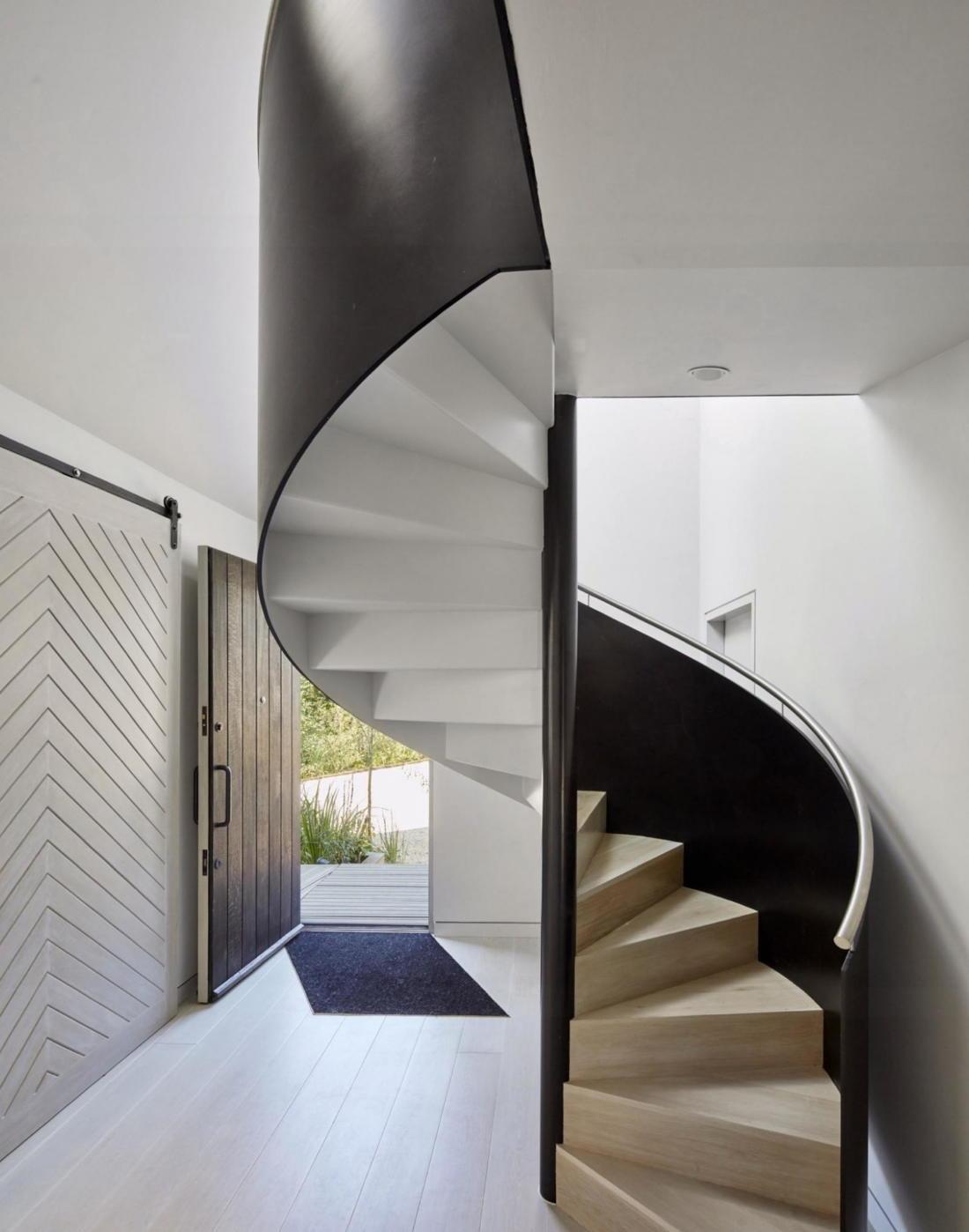 Дом на берегу озера от студии Platform 5 Architects 23