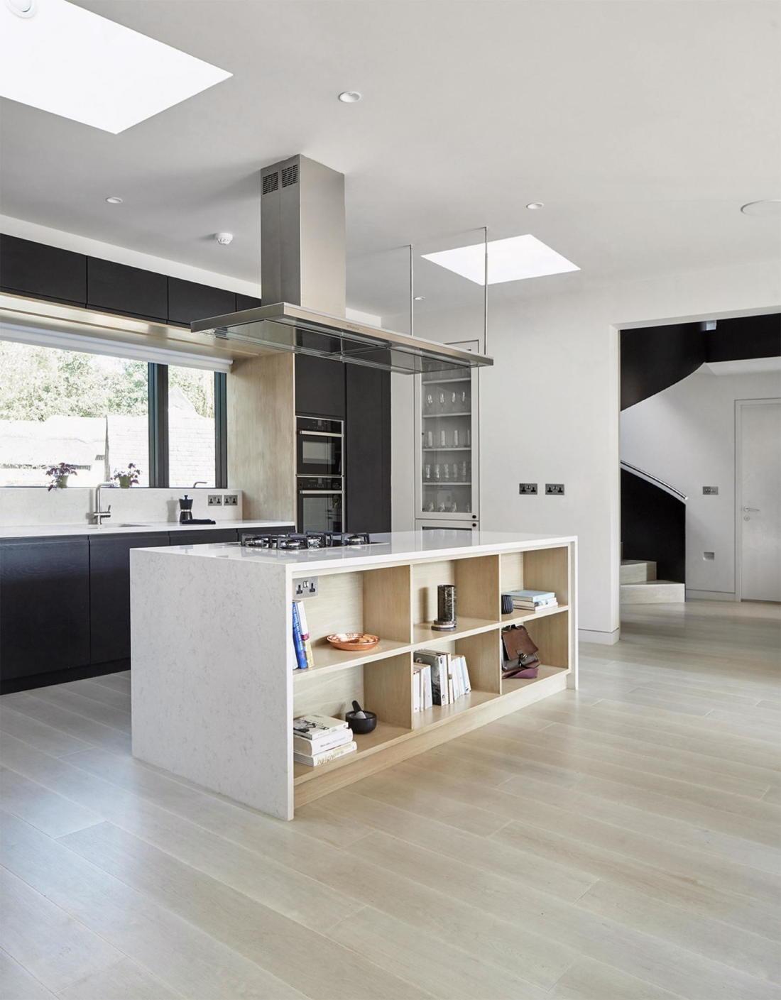 Дом на берегу озера от студии Platform 5 Architects 24