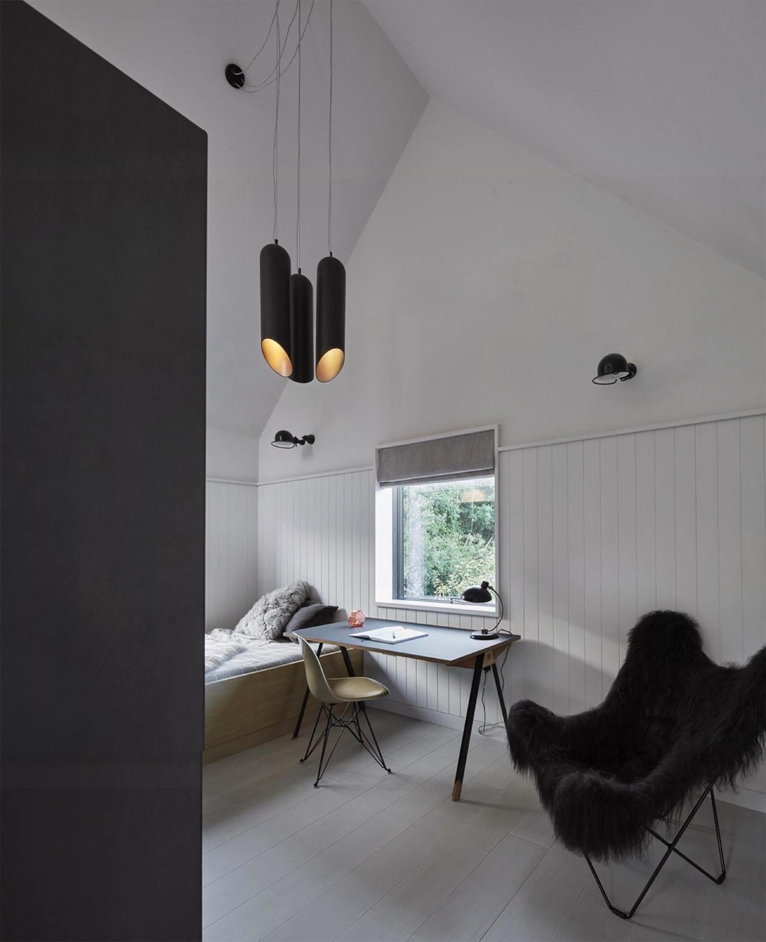 Дом на берегу озера от студии Platform 5 Architects 28