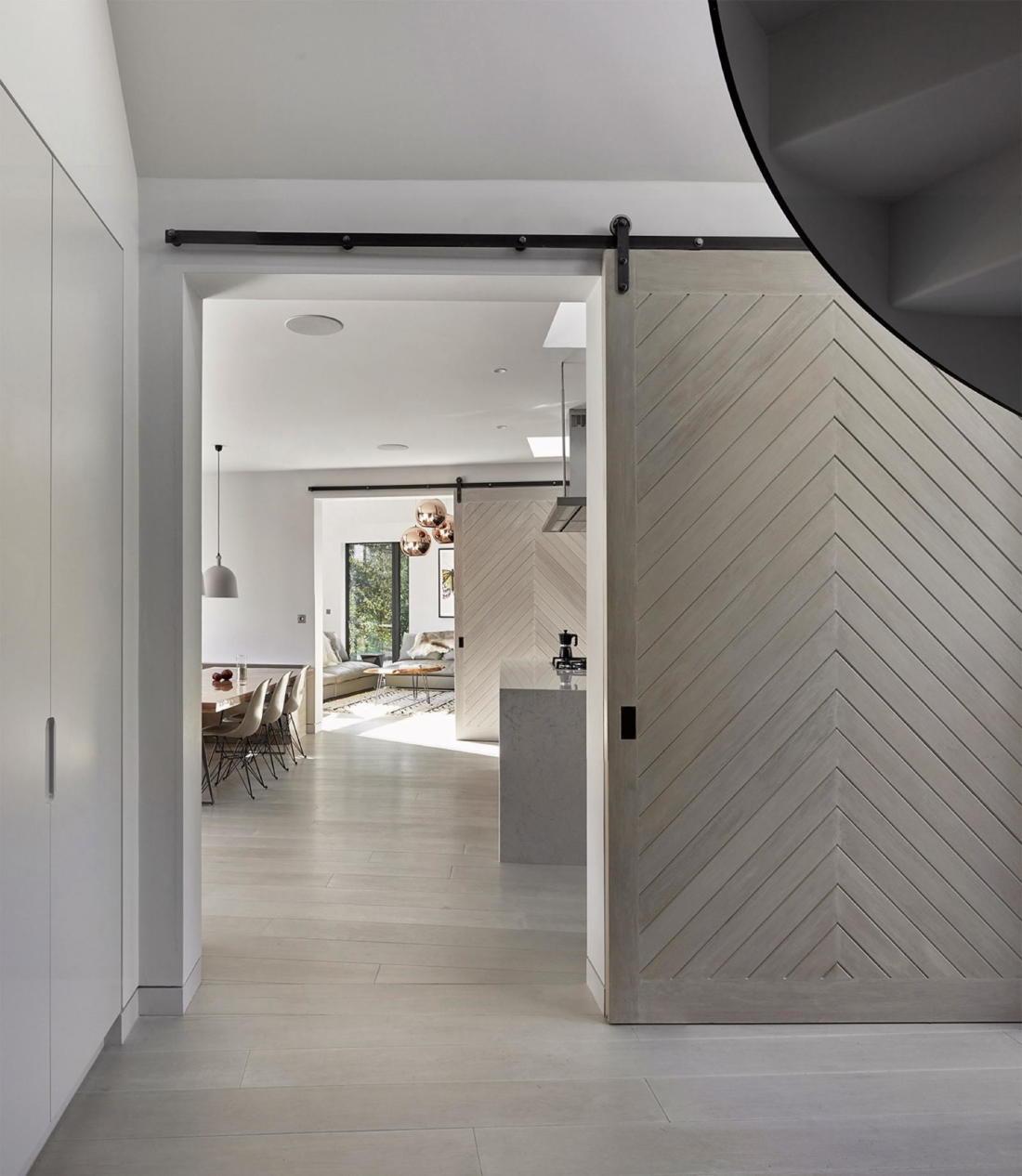 Дом на берегу озера от студии Platform 5 Architects 31