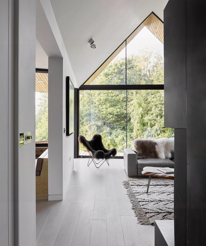 Дом на берегу озера от студии Platform 5 Architects 34