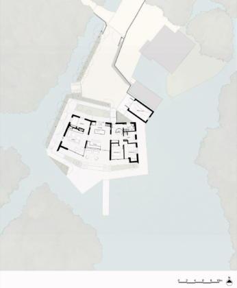 Дом на берегу озера от студии Platform 5 Architects 36