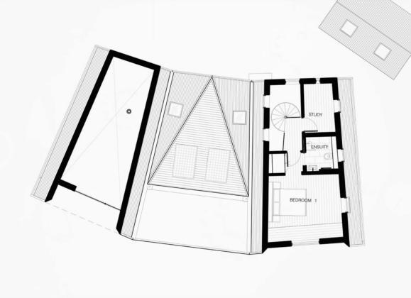 Дом на берегу озера от студии Platform 5 Architects 38