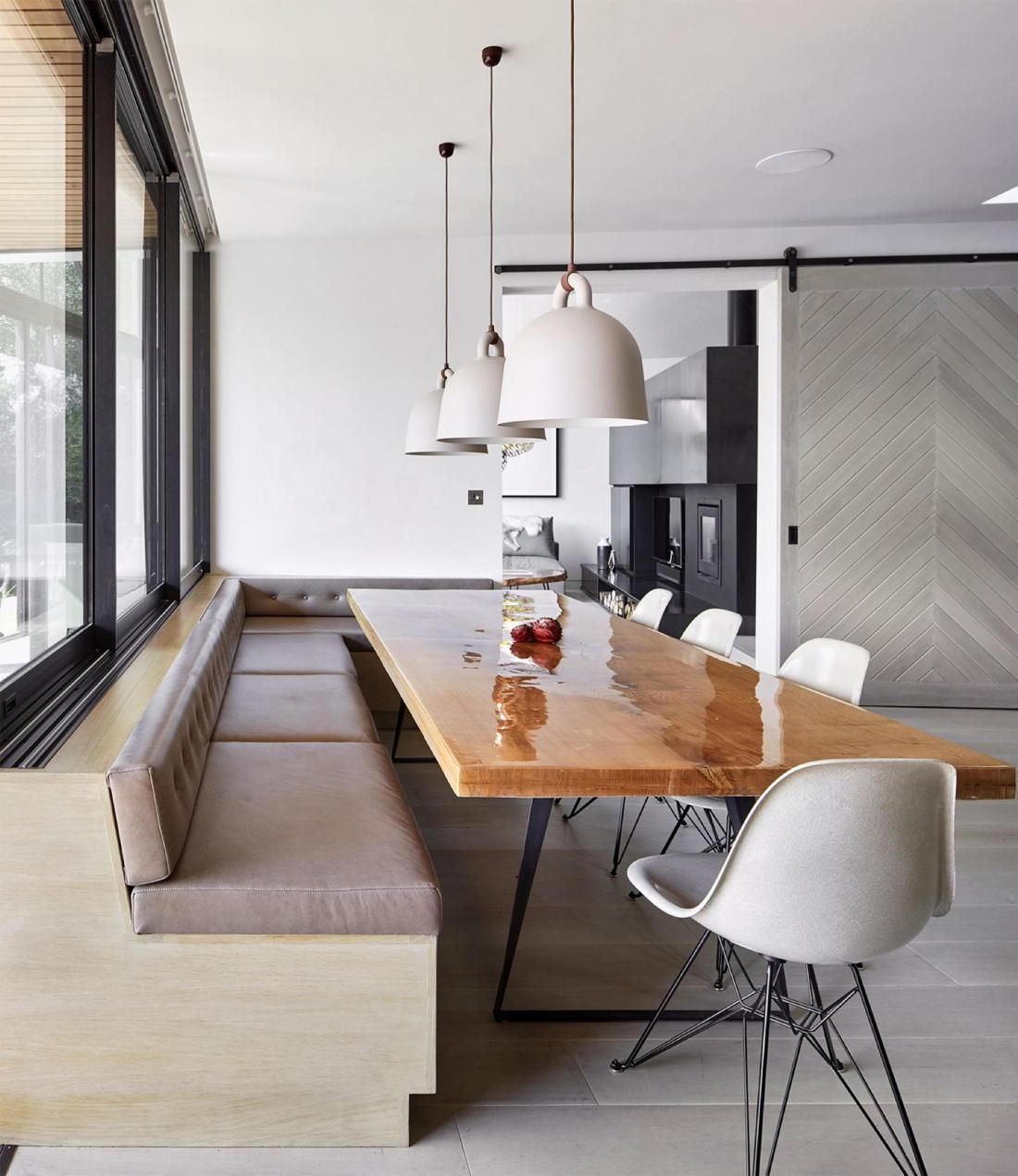 Дом на берегу озера от студии Platform 5 Architects 6