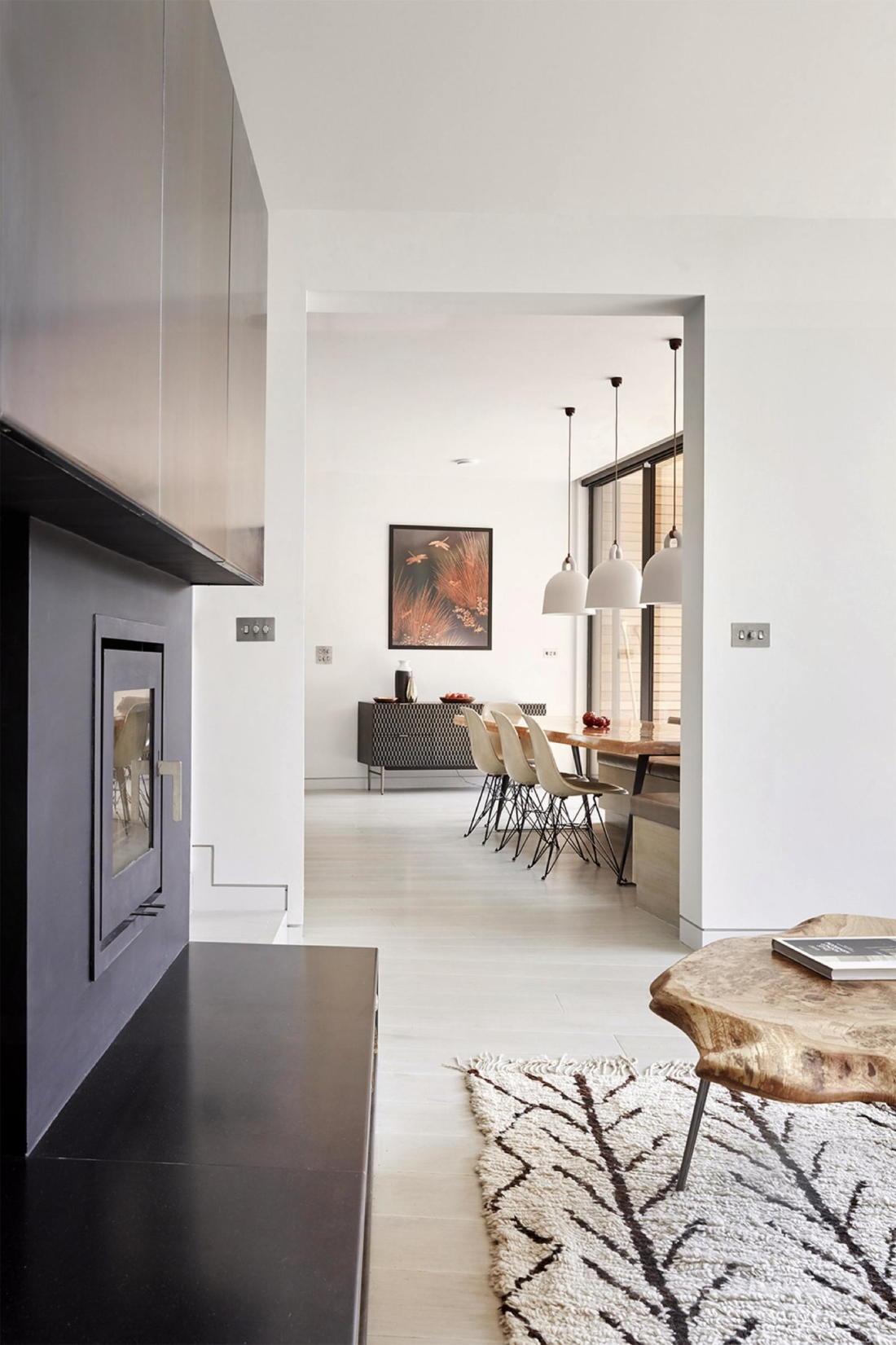 Дом на берегу озера от студии Platform 5 Architects 7