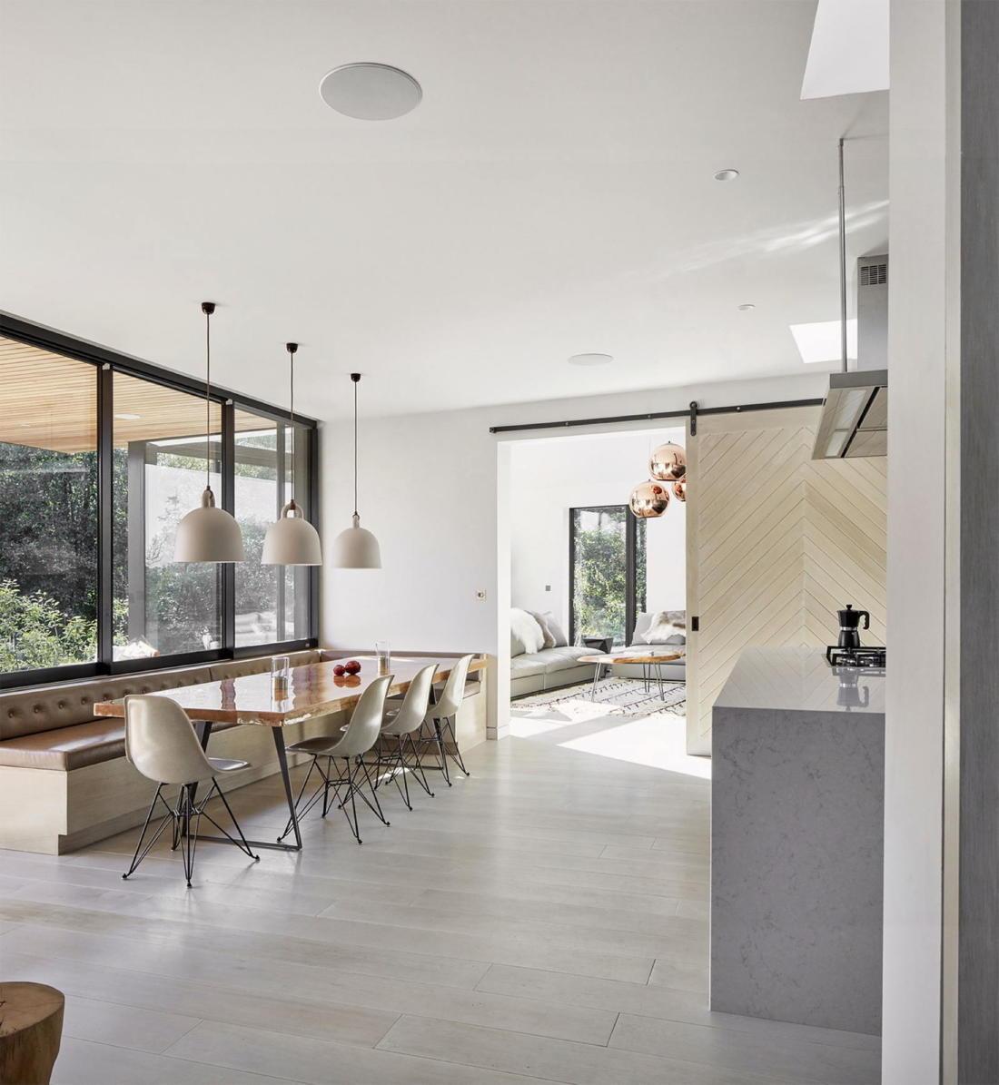 Дом на берегу озера от студии Platform 5 Architects 8