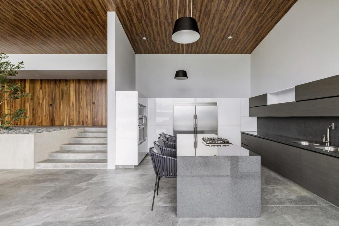 Дом у озера от студии FARQ Arquitectos 15