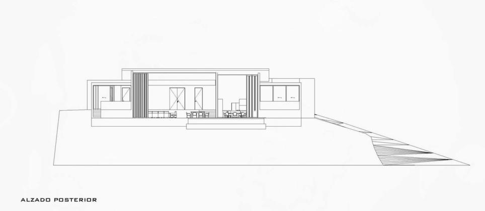 Дом у озера от студии FARQ Arquitectos 19