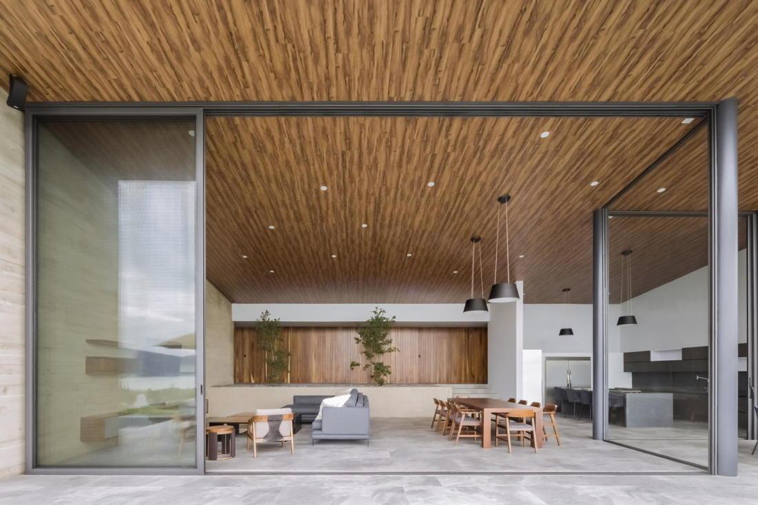 Дом у озера от студии FARQ Arquitectos 3