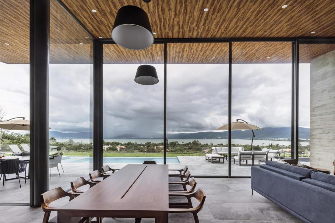 Дом у озера от студии FARQ Arquitectos 4