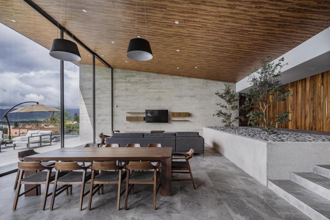 Дом у озера от студии FARQ Arquitectos 8
