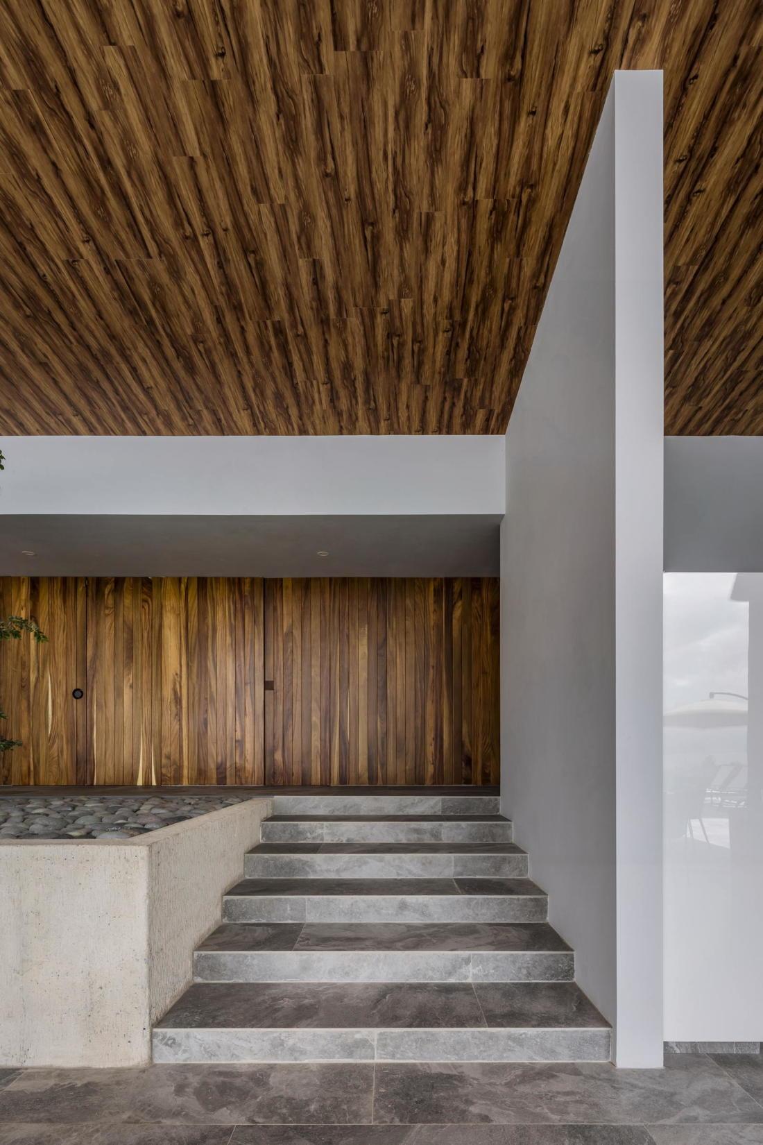 Дом у озера от студии FARQ Arquitectos 9