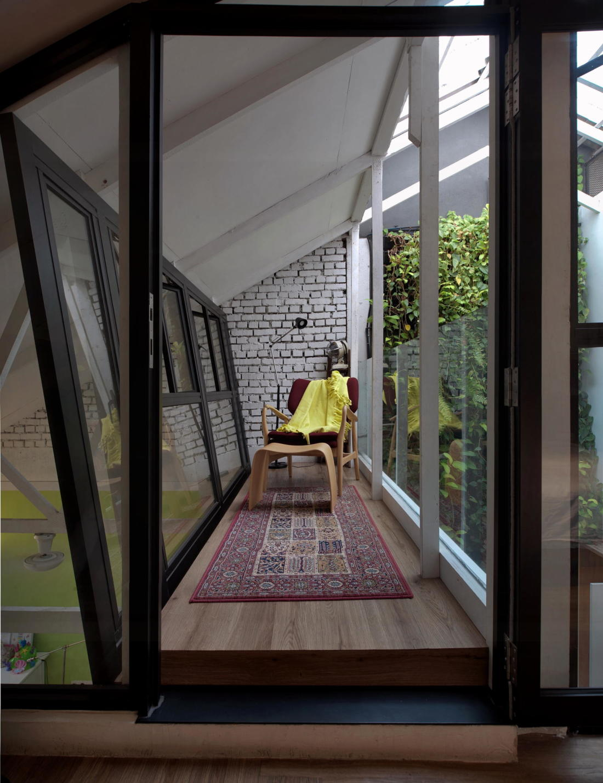 Indah House от ателье Seshan Design 18