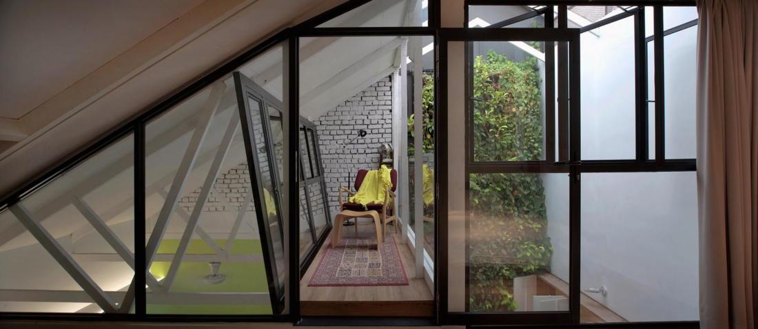 Indah House от ателье Seshan Design 2