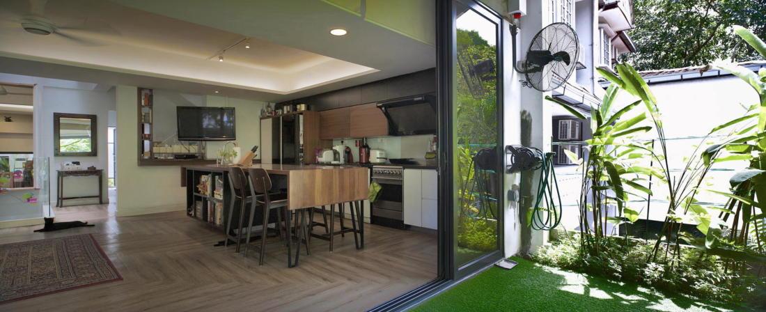 Indah House от ателье Seshan Design 22