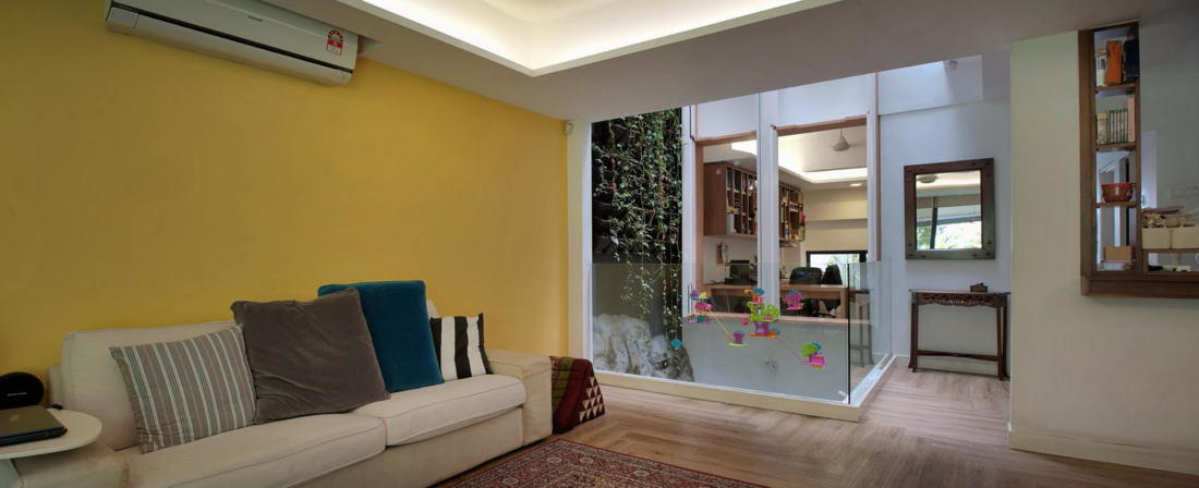Indah House от ателье Seshan Design 5