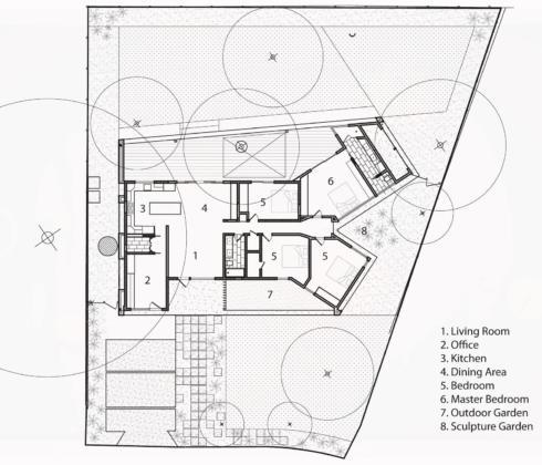 Проект Y House от co(X)ist Studio 16